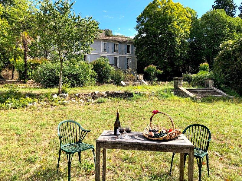 Gard - Le Mas de Patrice – semesterbostad i Quissac