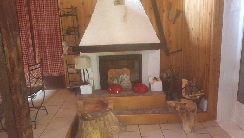 Gîte les Coccinelles, holiday rental in Verneuil