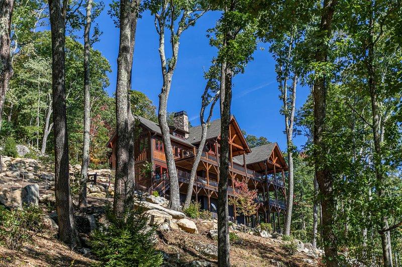 Castle Rock at Eagles Nest, holiday rental in Banner Elk