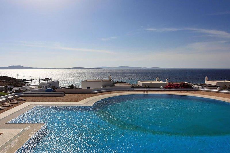 Villa Aldoina, location de vacances à Agios Ioannis