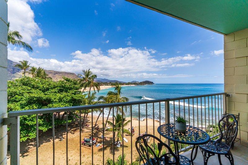 Makaha Beach Hideaway, location de vacances à Waianae