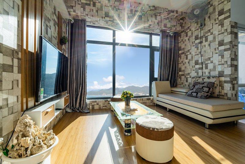 iSeaview Nha Trang Beach  Apartment, alquiler vacacional en Nha Trang