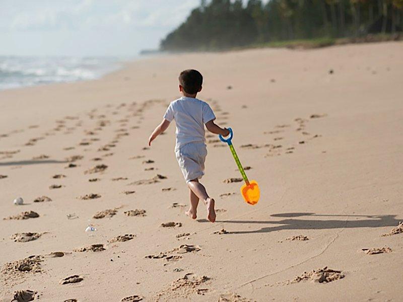 Villa Sundara - Spiaggia di sabbia bianca
