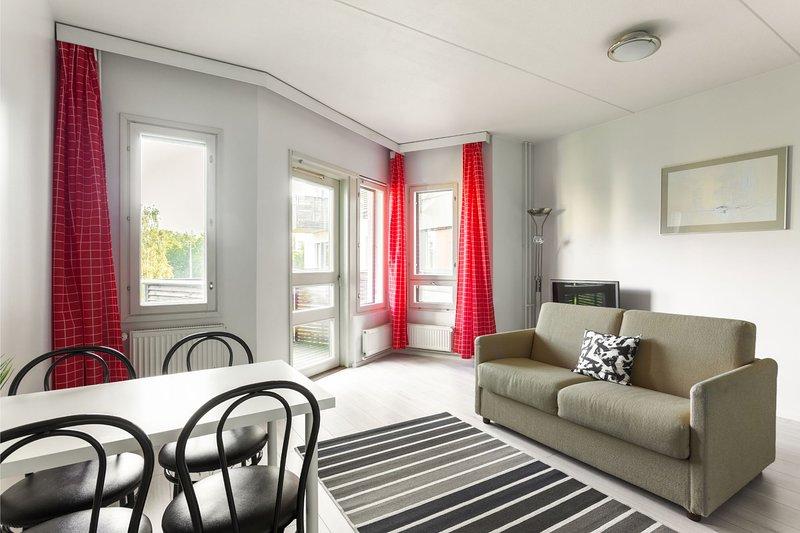 East Helsinki WeHost *Klaavunpolku - Double & Balcony, holiday rental in Vierumaki