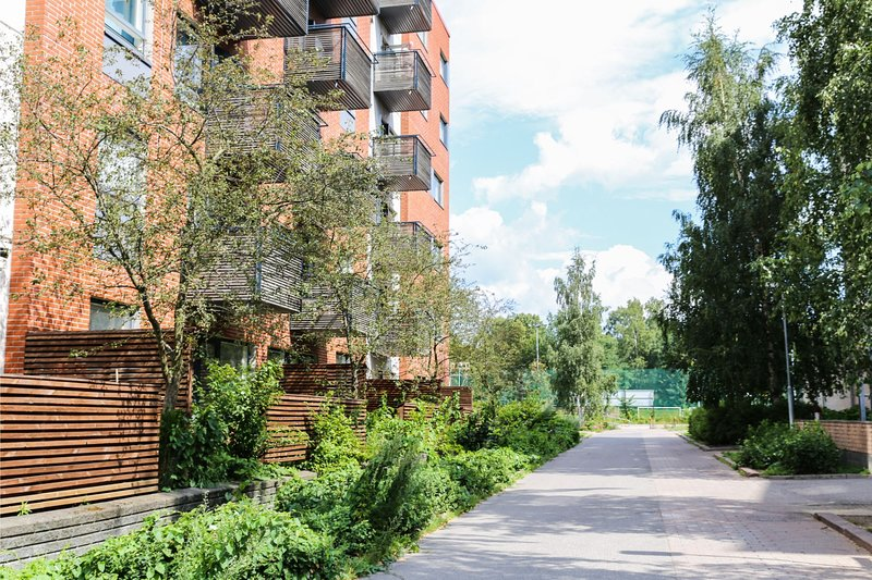 East Helsinki WeHost *Klaavunpolku - Twin & Terrace, holiday rental in Vierumaki