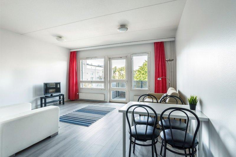 East Helsinki WeHost *Klaavunpolku - Twin, Single sofa & Balcony, holiday rental in Vierumaki