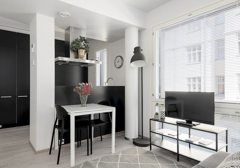 Modern Home WeHost *Albertinkatu, holiday rental in Western Finland