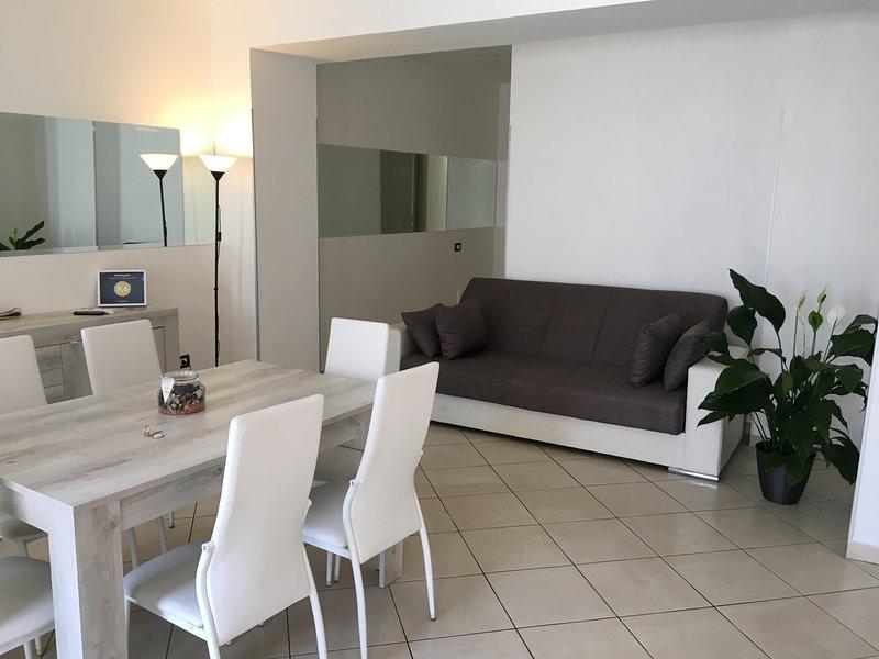 Appartamento i Giganti Family, alquiler vacacional en Pirri