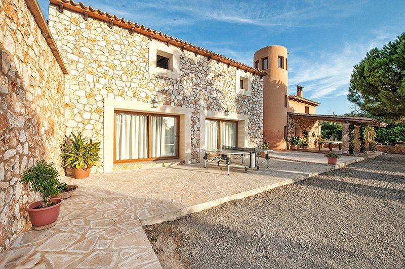 Finca Can Alegria, vacation rental in Portocolom