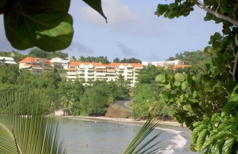 Nice apartment with sea view & Wifi, holiday rental in La Trinite