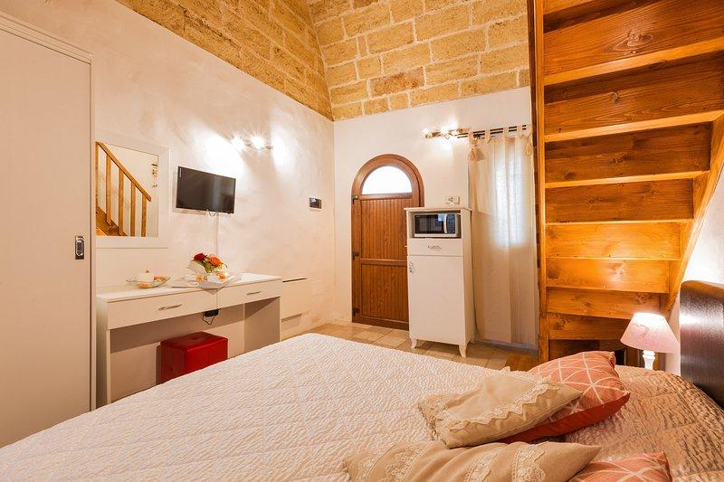 camera calendula, vacation rental in Torre San Giovanni