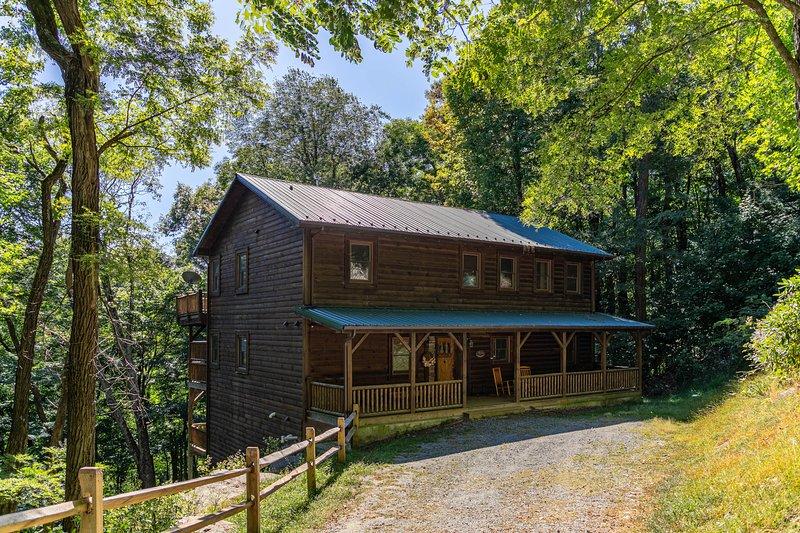 Acorn Lodge, holiday rental in Sugar Grove