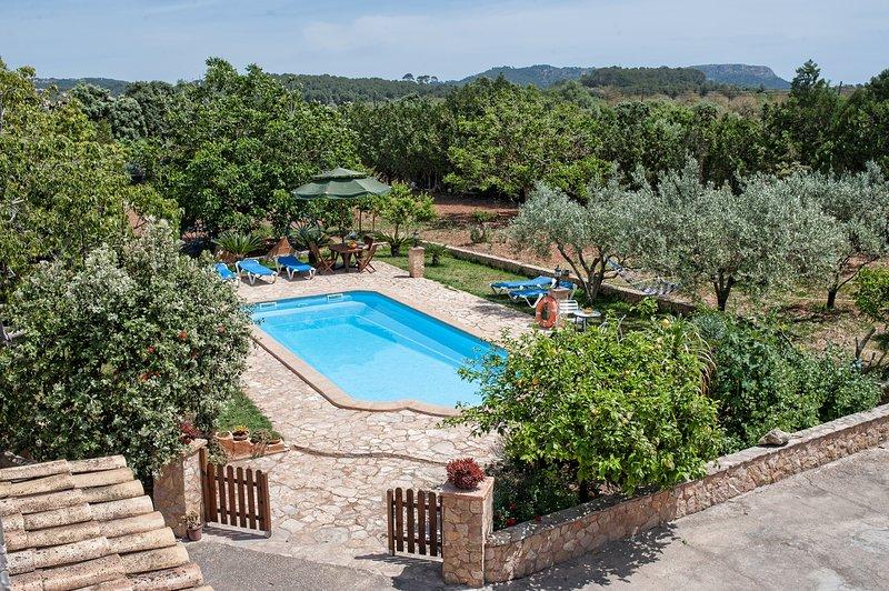 Casa Pilli, vacation rental in Felanitx