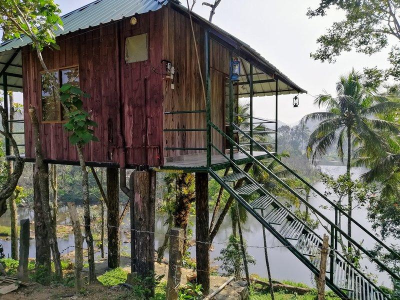 Noahs Nest tree house, holiday rental in Idukki District