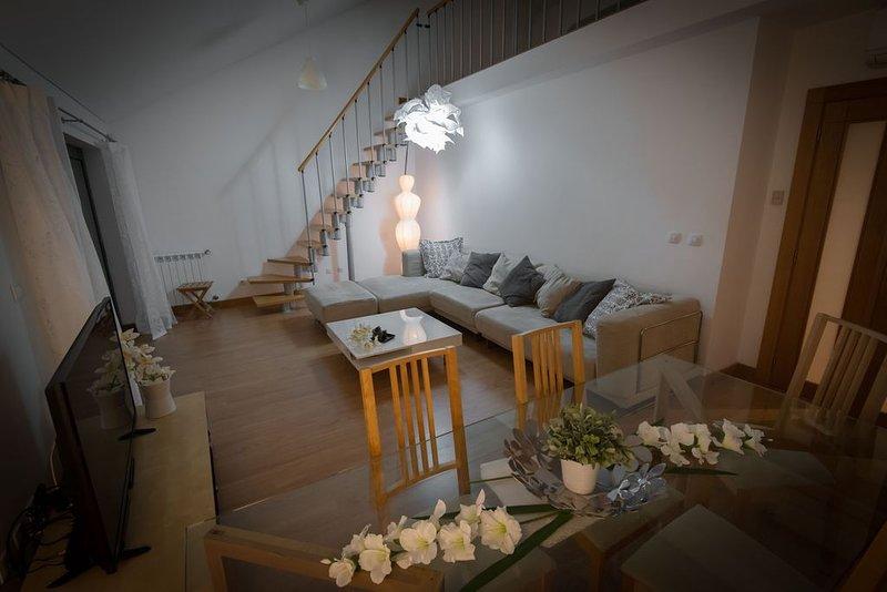 Penthouse apartment (8B201) Villaggio Manique, alquiler vacacional en Alcabideche