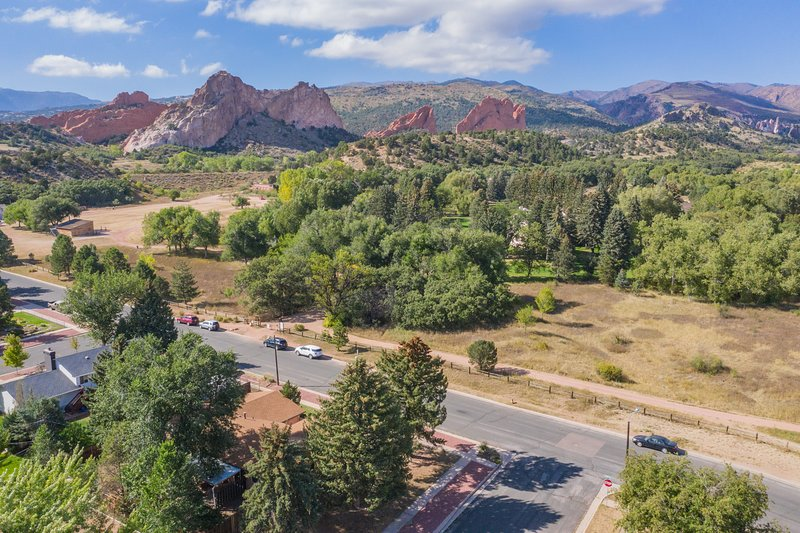 Garden of the Gods brilliance!