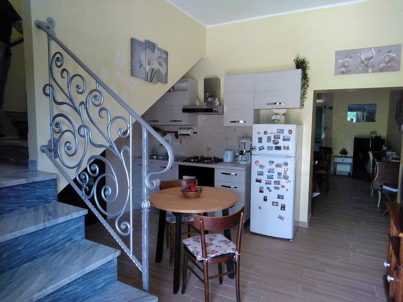 La casina del ponte casa vacanze, holiday rental in Ponzano Romano
