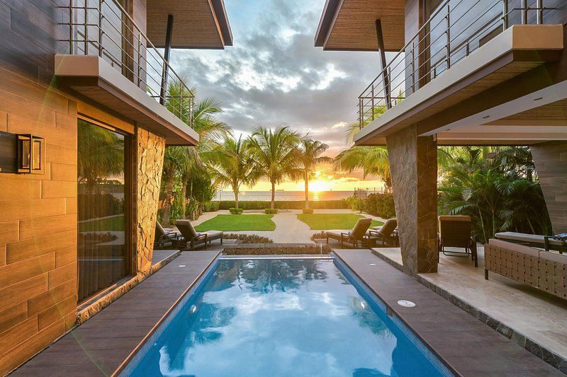 Costa Rica Luxury Residence on the Sand, Ferienwohnung in Las Catalinas