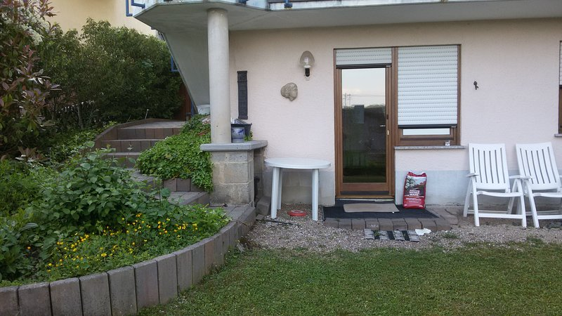 Ferienwohnung am Waldesrand, holiday rental in Serrig