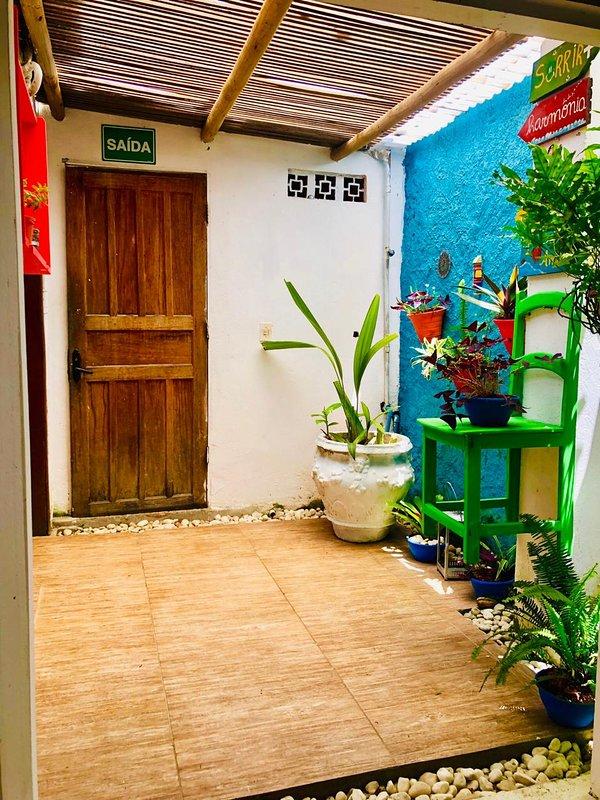 Condominium - entrance hall