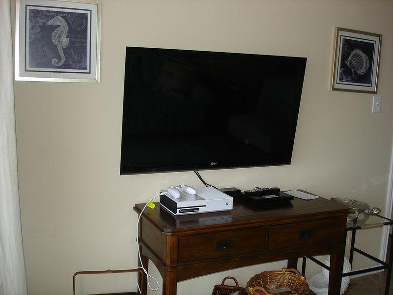 Tradewinds 1304-schermo piatto in salotto