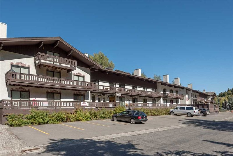 Edelweiss Condo 223B, vacation rental in Ketchum