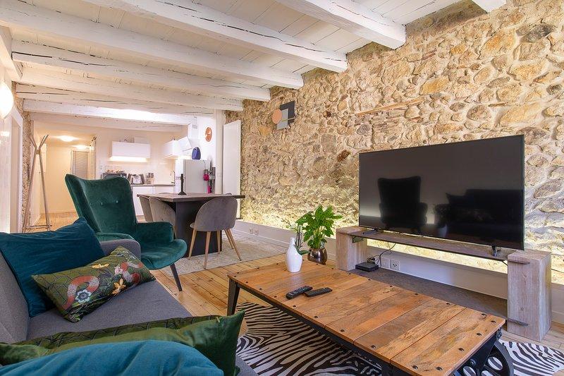 Le sainte claire, holiday rental in Haute-Savoie