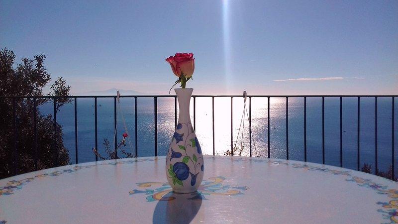 VILLA IN VIETRI SUL MARE - Amalfi Coast - Pool, holiday rental in Vietri sul Mare