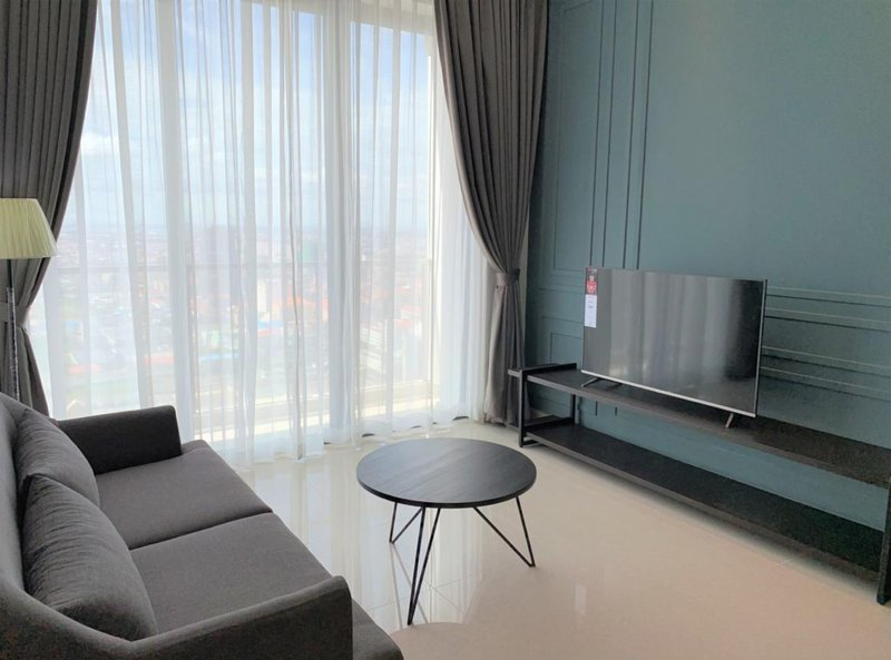 D Suites at The Skyline Condominium Two Bedroom Suites, vacation rental in Phnom Penh