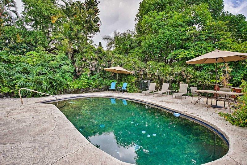 Your magical Hawaiian retreat awaits!