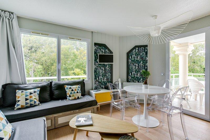 LE BALTHAZ'ART, appartement à 300m de la mer, holiday rental in Saint Andre des Eaux