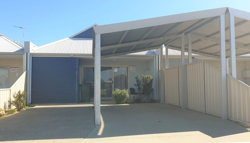 Unit 63 Seafront Estate, holiday rental in Jurien Bay