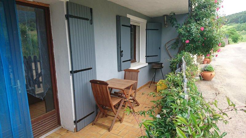 LA FERME TRANQUILLE - GÎTE PICCOLO, holiday rental in Rivel