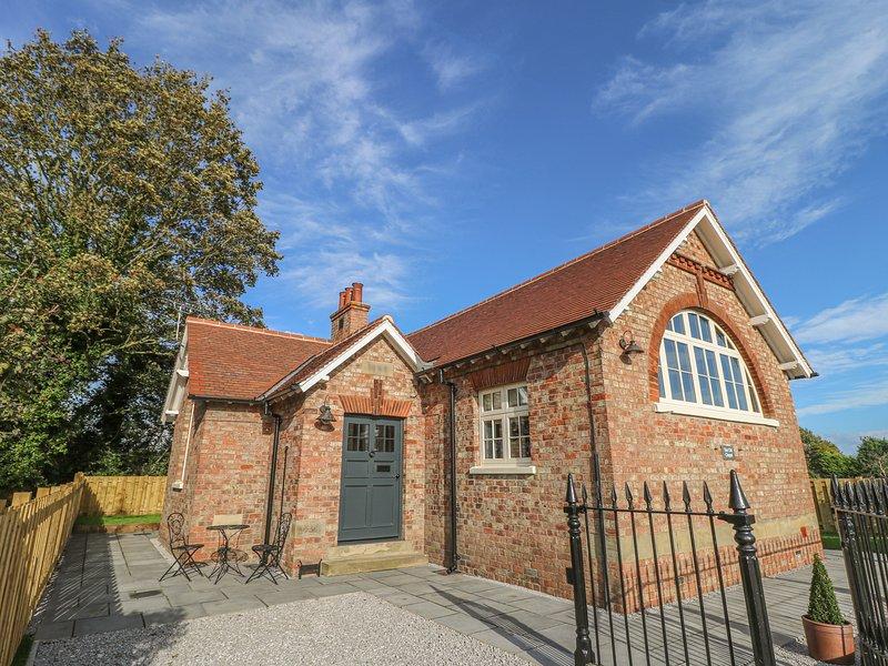 The Old Chapel, Thornton, York, alquiler de vacaciones en Everingham