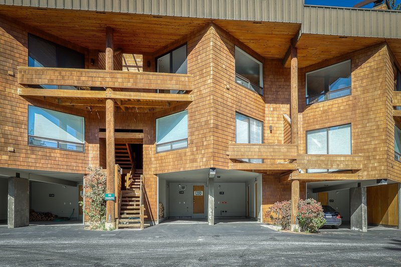 Photo of Chic, ski-view condo w/ a full kitchen, fireplace, & balcony - walk to the lifts
