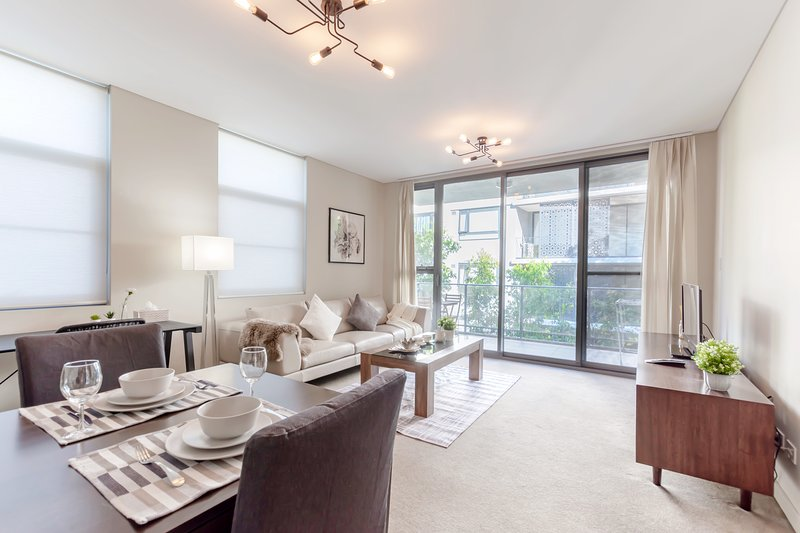 Peaceful apt 20mins to CBD, holiday rental in Linley Point