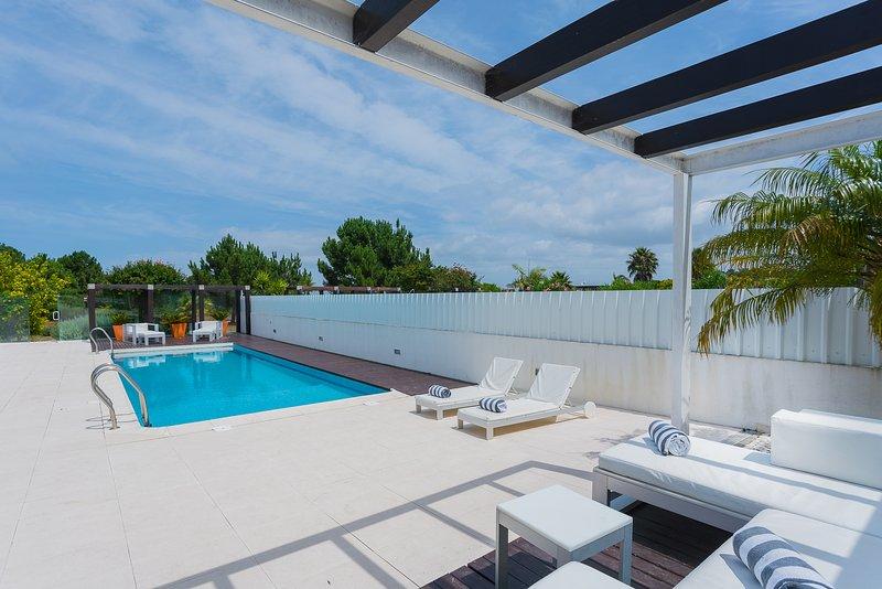 Villa Bonita - New!, casa vacanza a Aldeia do Meco