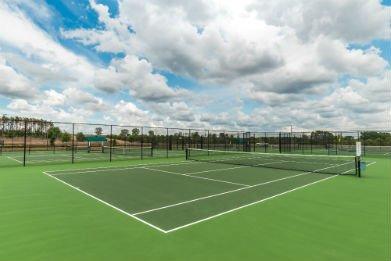 Cancha de tenis Champions Gate Resort