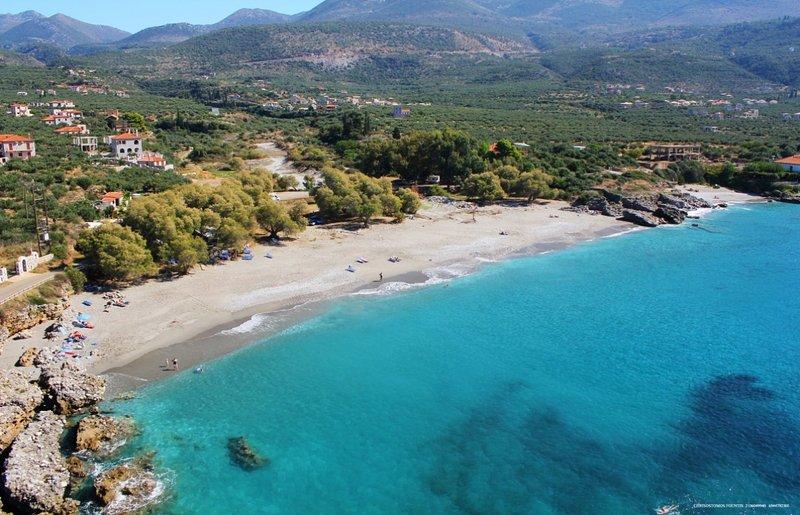 Pantazi beach (4,5km)