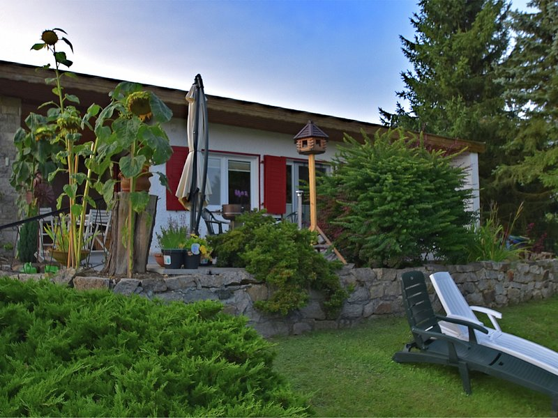 Cozy Holiday Home in Güntersberge with Garden, vacation rental in Allrode