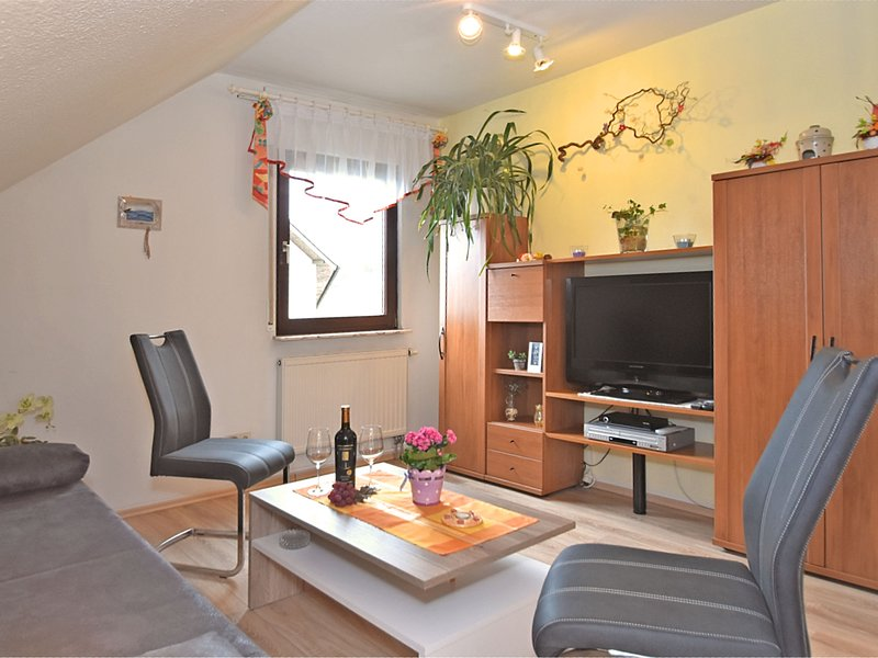 Cosy Apartment in Werda with Garden, holiday rental in Erlbach