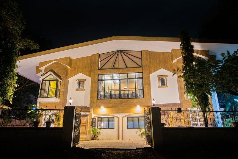 Villa extérieure