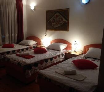 Guesthouse Guma Mostar, vacation rental in Jezero