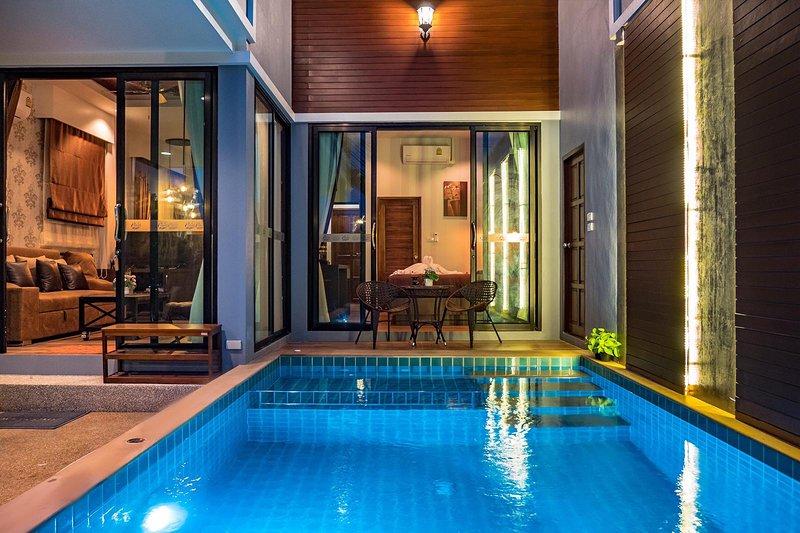 KG Private Pool Villas KG-92, vacation rental in Railay Beach