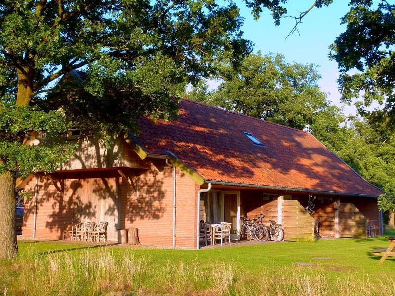 Peaceful Holiday Home for Nature Lovers in Geesteren, alquiler vacacional en Uelsen