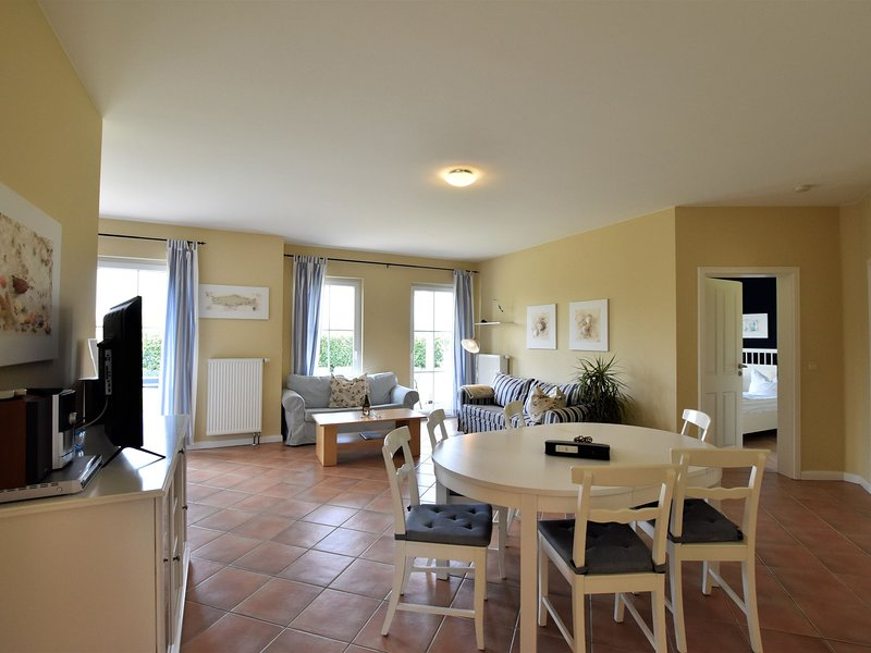 Modern Apartment in Bastorf with Terrace, holiday rental in Wendelstorf