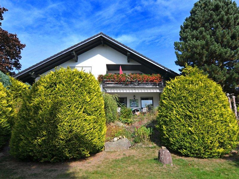 Holiday home near Winterberg, casa vacanza a Kustelberg