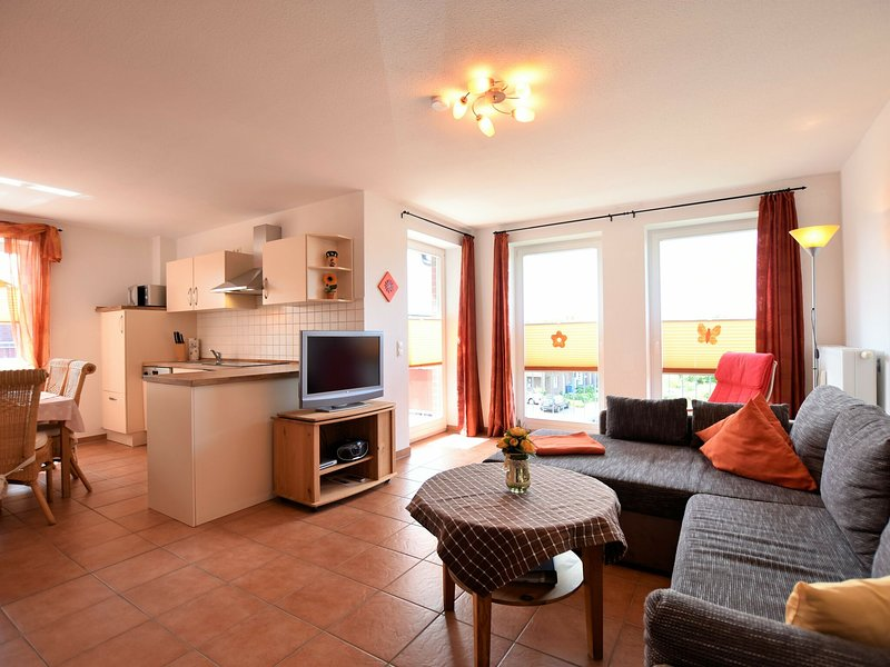 Cozy Apartment in Ostseebad Boltenhagen near Beach, alquiler de vacaciones en Boltenhagen