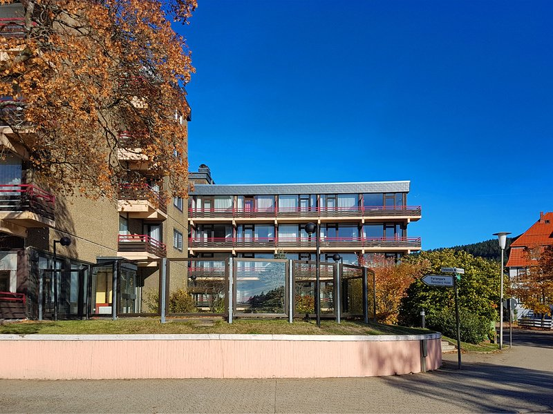 Comfortable Apartment in Hahnenklee Harz with Swimming Pool, holiday rental in Hahnenklee-Bockswiese