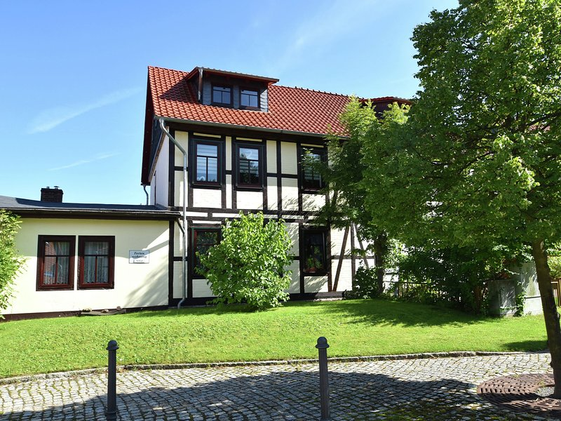 Classic Holiday Home in Harz near Braunlage Ski Area, holiday rental in Veltheim
